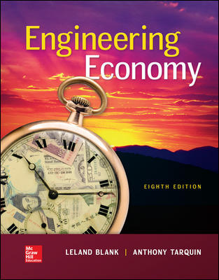 Solution Manual For Engineering Economy 8th Edition By Blank