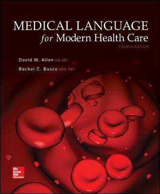Solution Manual For Medical Language for Modern Health Care 4th Edition By Allan