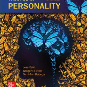 Solution Manual For Theories of Personality 9th Edition By Feist