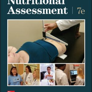 Solution Manual For Nutritional Assessment 7th Edition By Nieman
