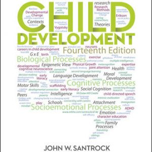 Solution Manual For Child Development 14th Edition By Santrock