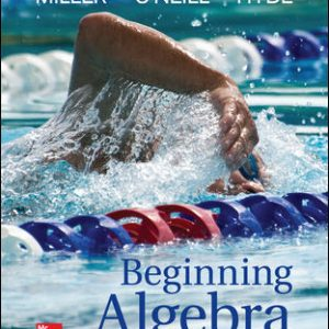 Solution Manual For Beginning Algebra 5th Edition By Miller