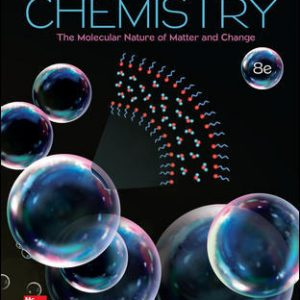 Solution Manual For Chemistry: The Molecular Nature of Matter and Change 8th Edition By Silberberg
