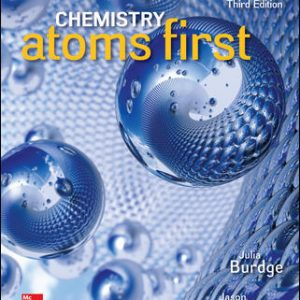Solution Manual For Chemistry: Atoms First 3rd Edition By Burdge