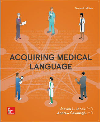 Solution Manual For Acquiring Medical Language 2nd Edition By Jones