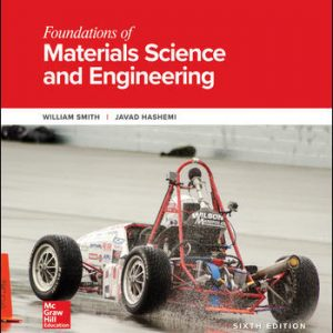 Solution Manual For Foundations of Materials Science and Engineering 6th Edition By Smith
