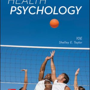 Solution Manual For Health Psychology 10th Edition By Taylor