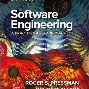 Solution Manual For Software Engineering: A Practitioner's Approach 9th Edition By Pressman