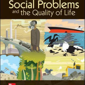 Solution Manual For Social Problems and the Quality of Life 14th Edition By Lauer