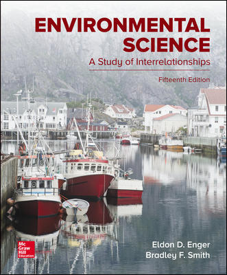Solution Manual For Environmental Science 15th Edition By Enger