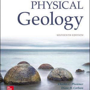 Solution Manual For Physical Geology 16th Edition By Plummer