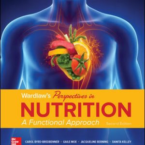 Solution Manual For Wardlaw's Perspectives in Nutrition: A Functional Approach 2nd Edition By Bredbenner