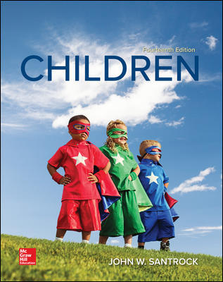 Solution Manual For Children 14th Edition By Santrock