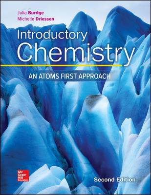 Solution Manual For Introductory Chemistry: An Atoms First Approach 2nd Edition By Burdge