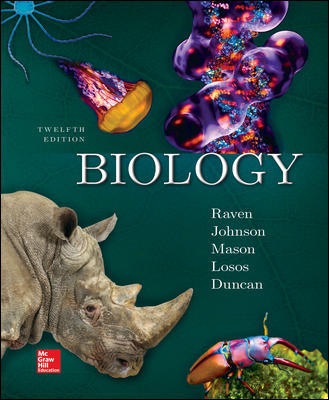 Solution Manual For Biology 12th Edition By Raven