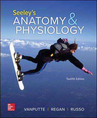 Solution Manual for Seeley's Anatomy & Physiology 12th Edition By VanPutte