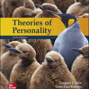 Solution Manual For Theories of Personality 10th Edition By Feist