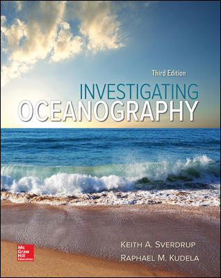 Solution Manual For Investigating Oceanography 3rd Edition By Sverdrup