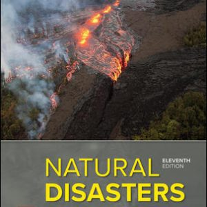 Solution Manual For Natural Disasters 11th Edition By Leon Abbott