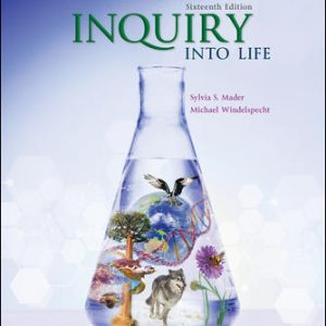 Solution Manual For Inquiry into Life 16th Edition By Mader