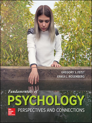Solution Manual For Fundamentals of Psychology: Perspectives and Connections 1st Edition By Feist