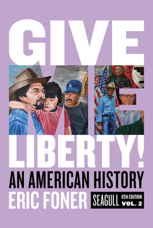 Solution Manual for Give Me Liberty! An American History Seagull 6th Edition by Foner
