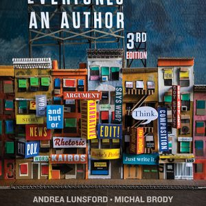 Solution Manual for Everyone's an Author 3rd edition by Lunsford