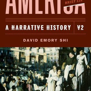 Solution Manual for America A Narrative History Brief 11th Edition Volume 2 by E Shi