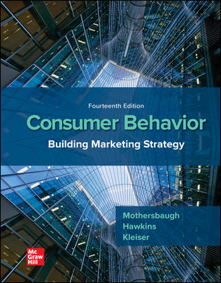 Solution Manual For Consumer Behavior: Building Marketing Strategy 14th Edition By Mothersbaugh