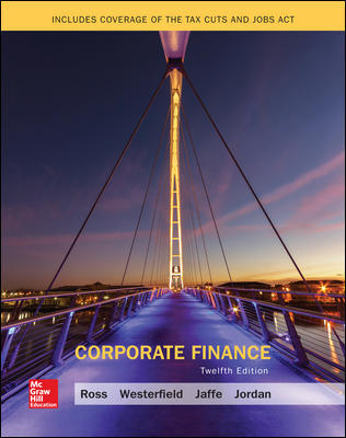 Solution Manual For Corporate Finance 12th Edition By Ross