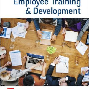 Solution Manual For Employee Training & Development 8th Edition By Noe