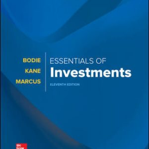 Solution Manual For Essentials of Investments 11th Edition By Bodie