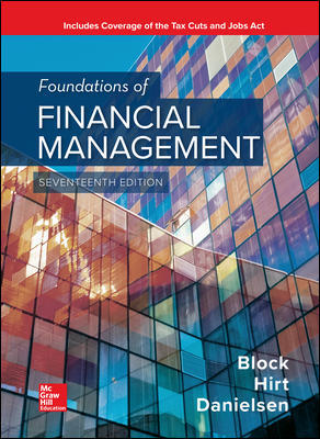Solution Manual For Foundations of Financial Management 17th Edition By Block