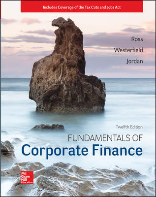 Solution Manual For Fundamentals of Corporate Finance 12th Edition By Ross