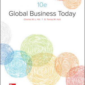 Solution Manual For Global Business Today 10th Edition By Hill