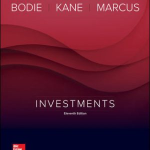 Solution Manual For Investments 11th Edition By Bodie