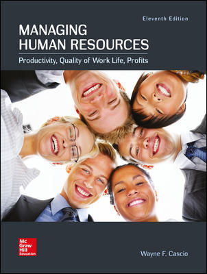 Solution Manual For Managing Human Resources 11th Edition By Cascio