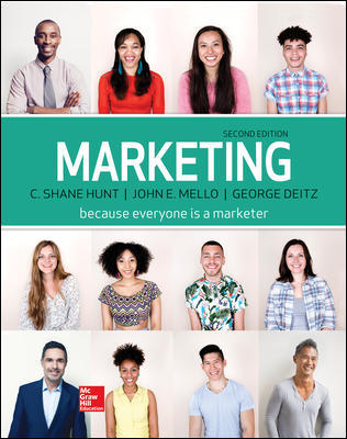 Solution Manual For Marketing Loose Leaf 2nd Edition By Hunt