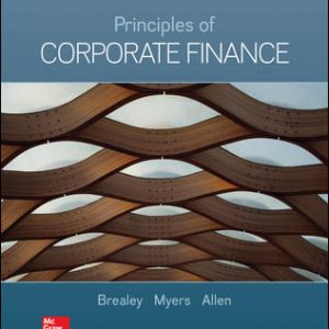 Solution Manual For Principles of Corporate Finance 13th Edition By Brealey