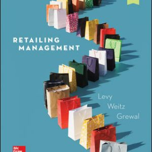 Solution Manual For Retailing Management 10th Edition By Levy