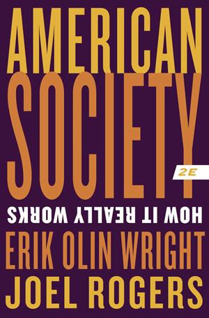 Solution Manual for American Society: How It Really Works 2nd Edition by Wright