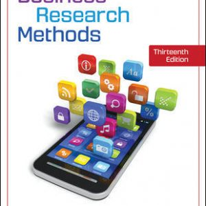 Solution Manual for Business Research Methods 13th Edition By Pamela Schindler