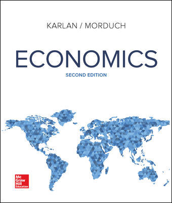 Solution Manual for Economics 2nd Edition By Karlan