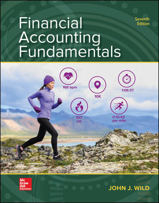 Solution Manual for Financial Accounting Fundamentals 7th Edition By Wild