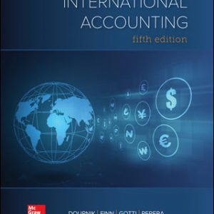 Solution Manual for International Accounting 5th Edition By Doupnik