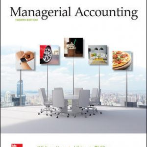 Solution Manual for Managerial Accounting 4th Edition By Whitecotton