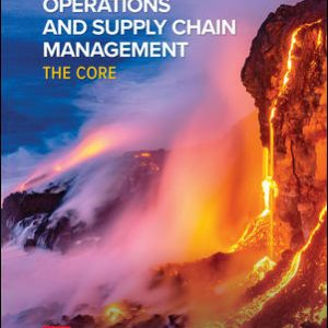 Solution Manual for Operations and Supply Chain Management: The Core 5th Edition By Jacobs