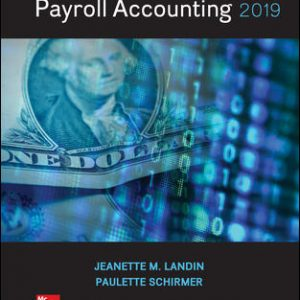Solution Manual for Payroll Accounting 2019 5th Edition By Landin