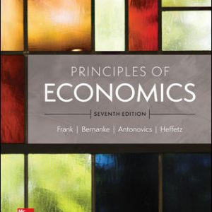 Solution Manual for Principles of Economics 7th Edition By Frank