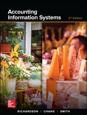 Solution manual for Loose Leaf for Accounting Information Systems 2nd Edition By Vernon Richardson